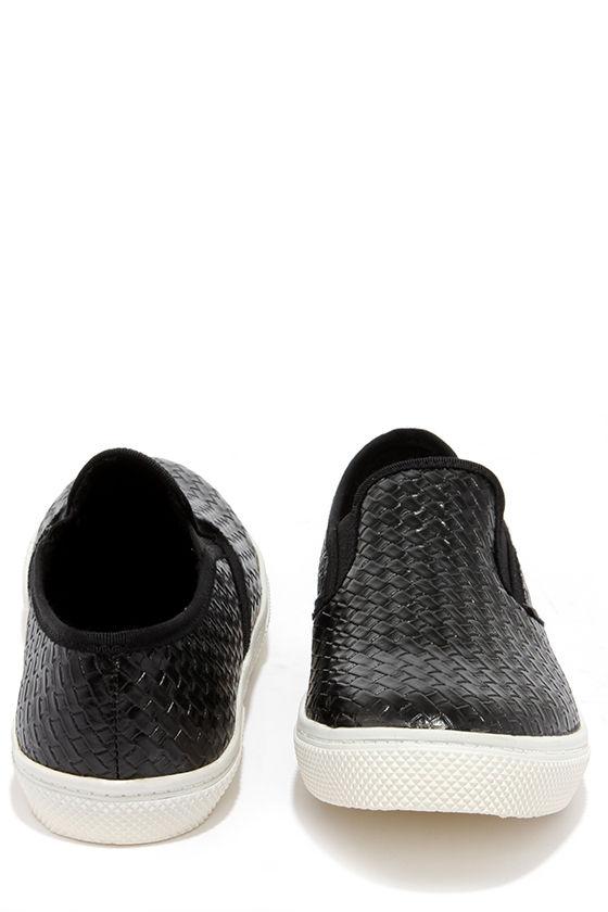 Cute Slip-On Sneakers - Slip-Ons