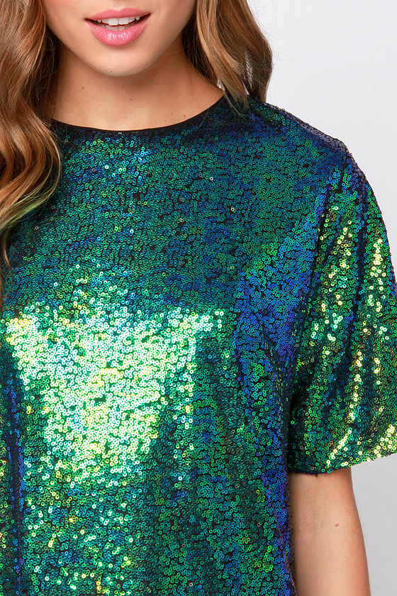 Buy Sexy Blue Green Sequin Short Party Dress with discount price and high quality Sexy dresses online store which offers Clothing,Sexy Clubwear,Womens club wear,Prom Dress,Prom Gowns,Summer Dress,Spring Dress,teens dresses,Womens Clothing,Ball Dresses,Tre.