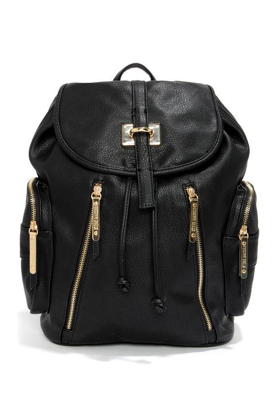 9ac4a363235c Steve Madden BZiaa - Black Backpack -  108.00