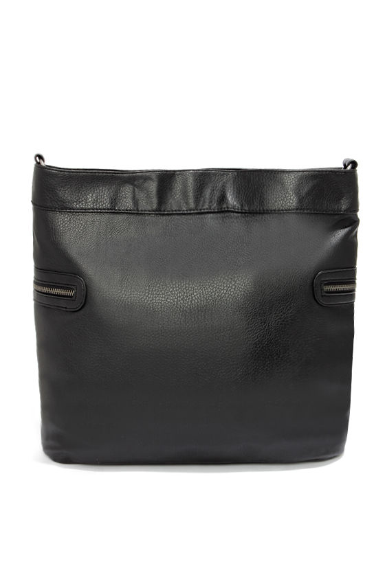 Billabong Avid Bliss Black Handbag at Lulus.com!