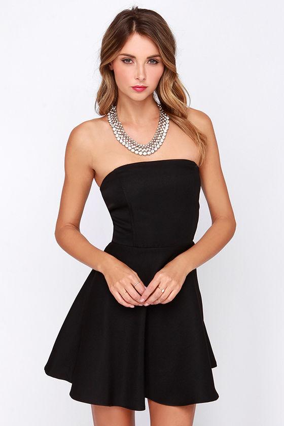 Black Dress Night Out