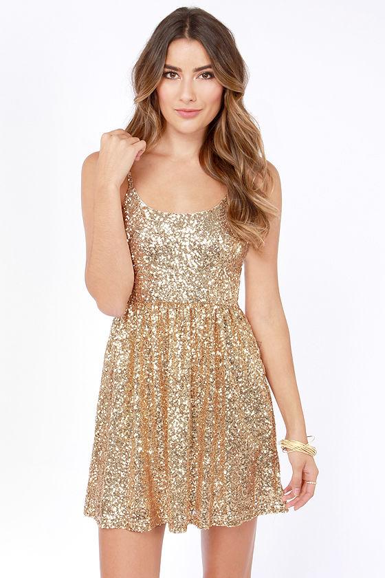 Cocktail Dresses Sequin