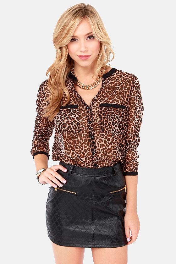 fabb8340dee Sexy Black Skirt - Mini Skirt - Miniskirt - Vegan Leather Skirt -  36.00