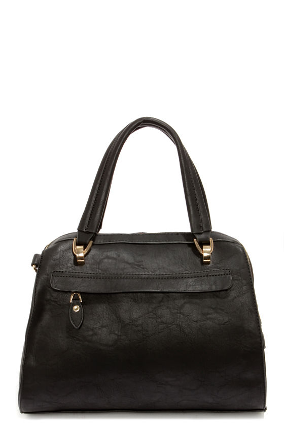 Hasty Retreat Black Tote by Urban Expressions at Lulus.com!