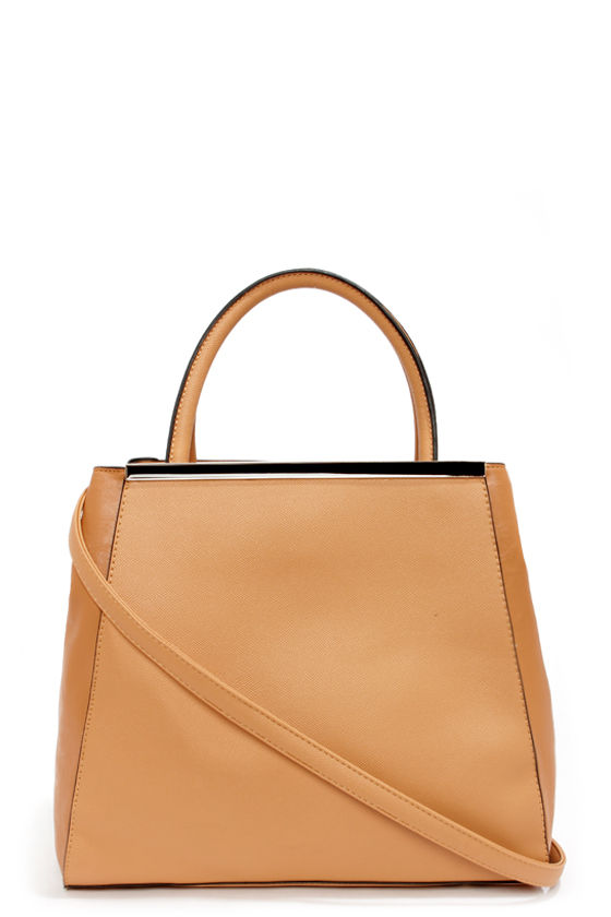 Tote Couture Tan Tote at Lulus.com!