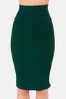 ab68b6d32 Green Midi Pencil Skirt - Image Skirt and Slipper Imagepv.co
