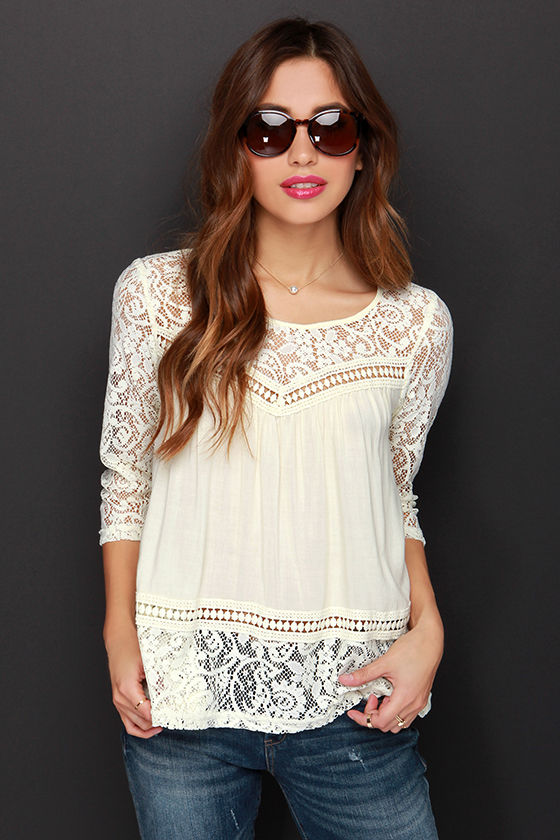 Free shipping and returns on Women's Lace Tops at distrib-wq9rfuqq.tk