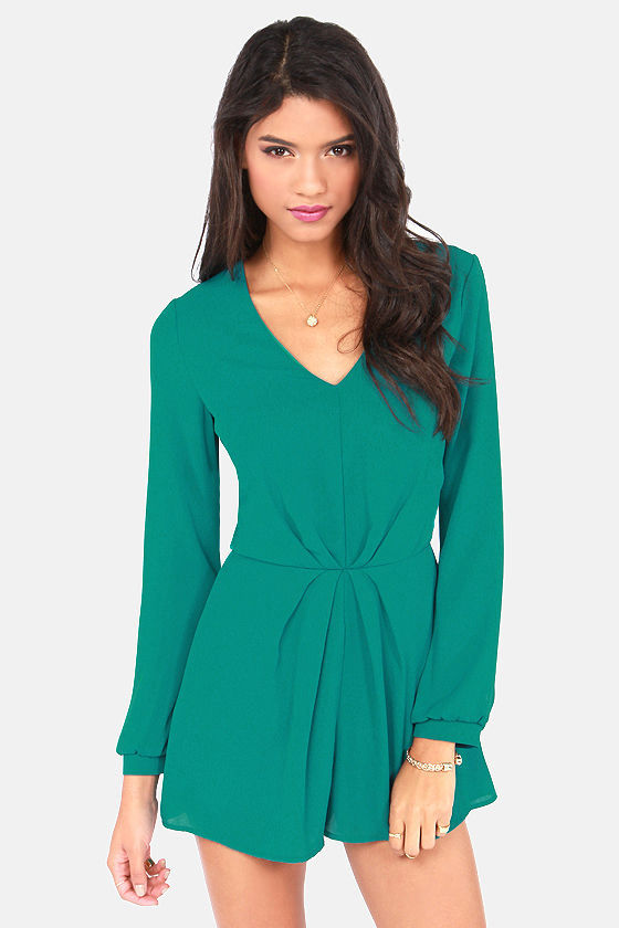 Shop sexy long sleeve jumpsuits for Vegas, find all new sexy long sleeve jumpsuits in our new arrivals section. Look for cheap long sleeve jumpsuits for Women, then look no further AMIClubwear has cheap long sleeve jumpsuits that are perfect for a night out on the town.