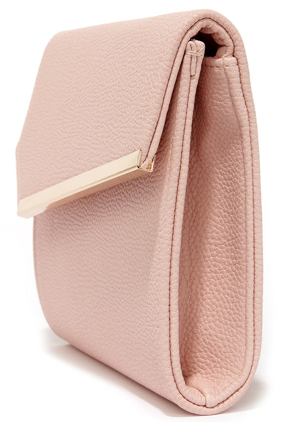 Blush Pink Leather Handbag | Luggage And Suitcases