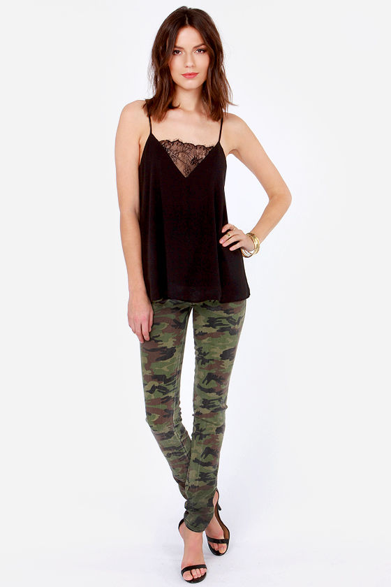Camisole You Need Black Tank Top at Lulus.com!