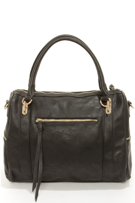 Tasseled Treasure Black Tote by Urban Expressions at Lulus.com!