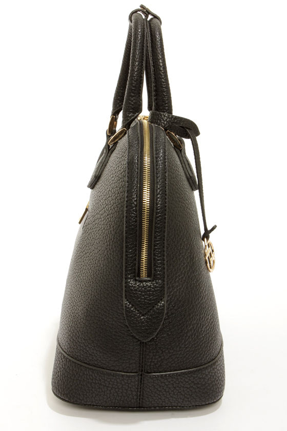Just What the Doctor Ordered Black Purse at Lulus.com!