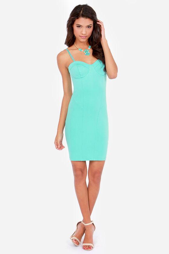 Sweetheart To Get Mint Dress at Lulus.com!