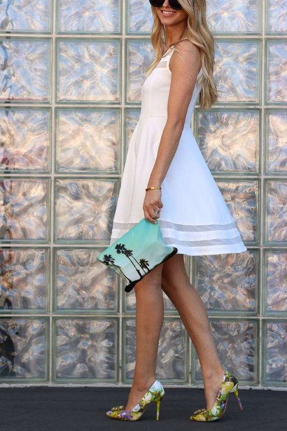 Final Stretch Ivory Dress at Lulus.com!