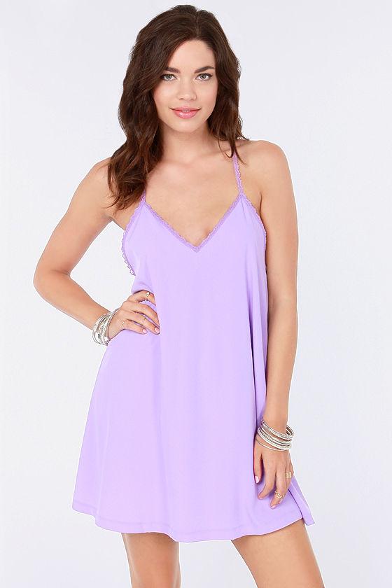 Sexy Lavender Dresses