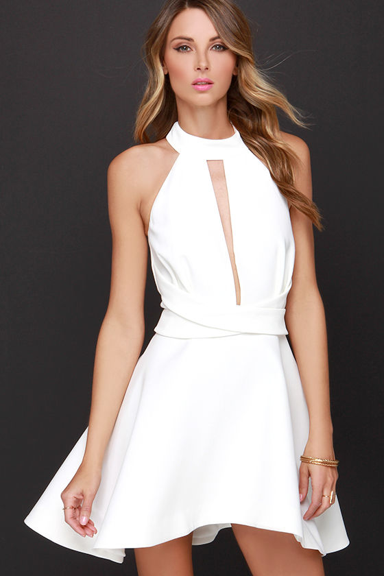 how to keep a white dress from yellowing