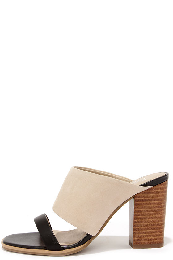 Heels Leather Sandals100 Mule 00 Classy Mules 43jLA5R