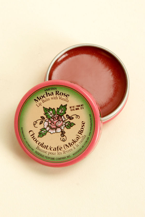 Smith's Mocha Rose Lip Balm at Lulus.com!