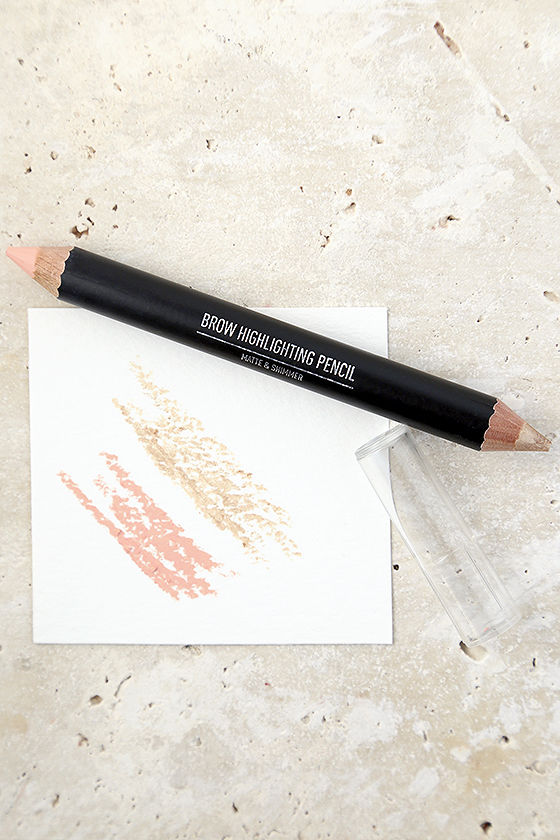Sigma Nude and Gold Brow Highlighting Pencil 1