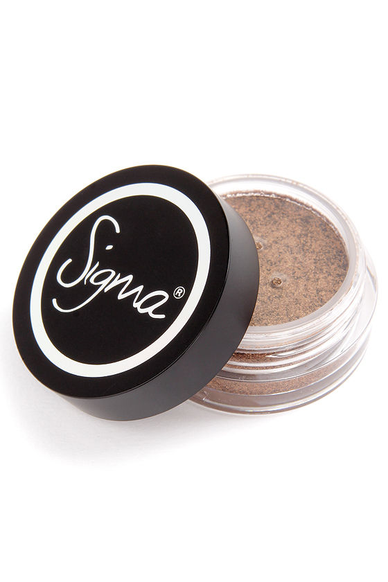 Sigma Midsummer Bronze Loose Shimmer 1