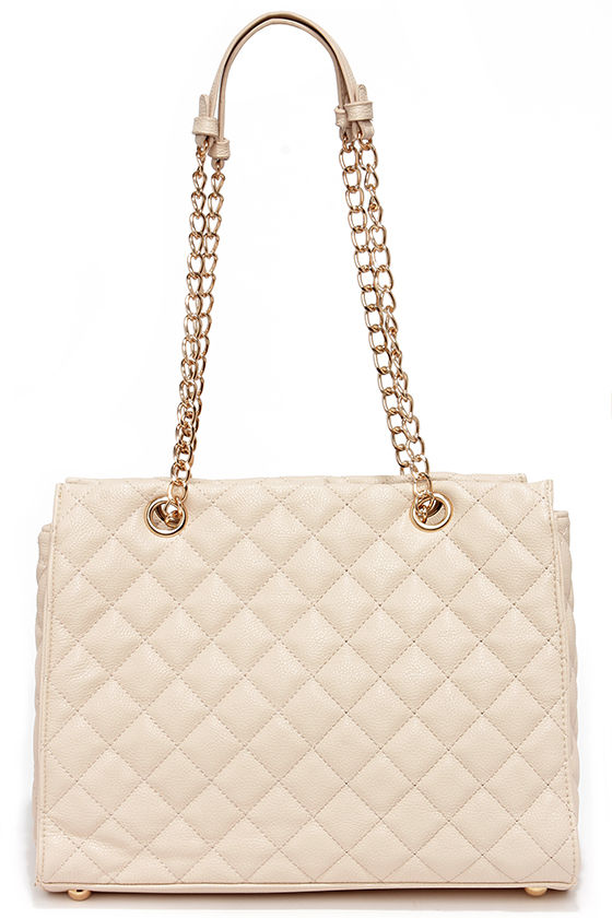 browse beige society shopstyle sole quilt handbags satchel faux quilted xlarge leather tracy
