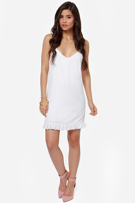 Dream Scheme Ivory Dress at Lulus.com!