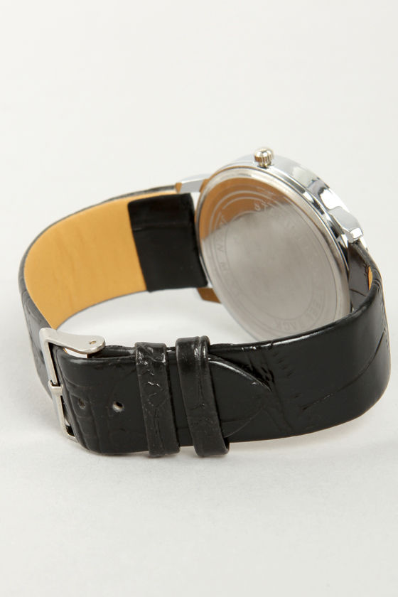 All in Good Time Black Watch at Lulus.com!