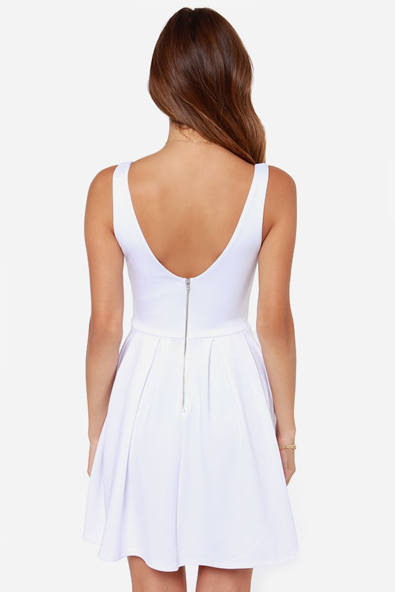 LULUS Exclusive Close to You White Dress at Lulus.com!