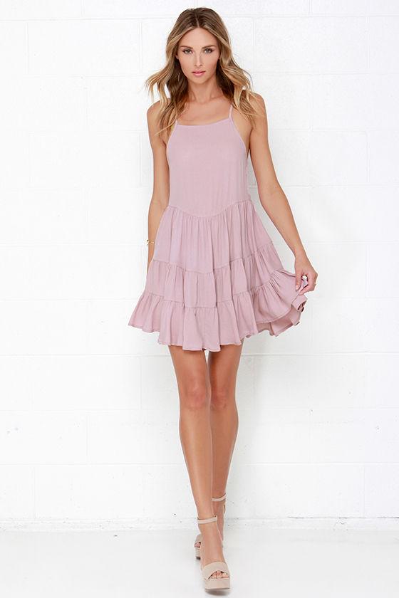 Mauve Colored Dress Shoes