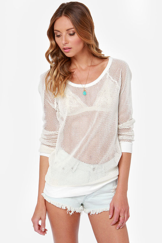 Gentle Fawn Fiesta Ivory Sweater Top at Lulus.com!