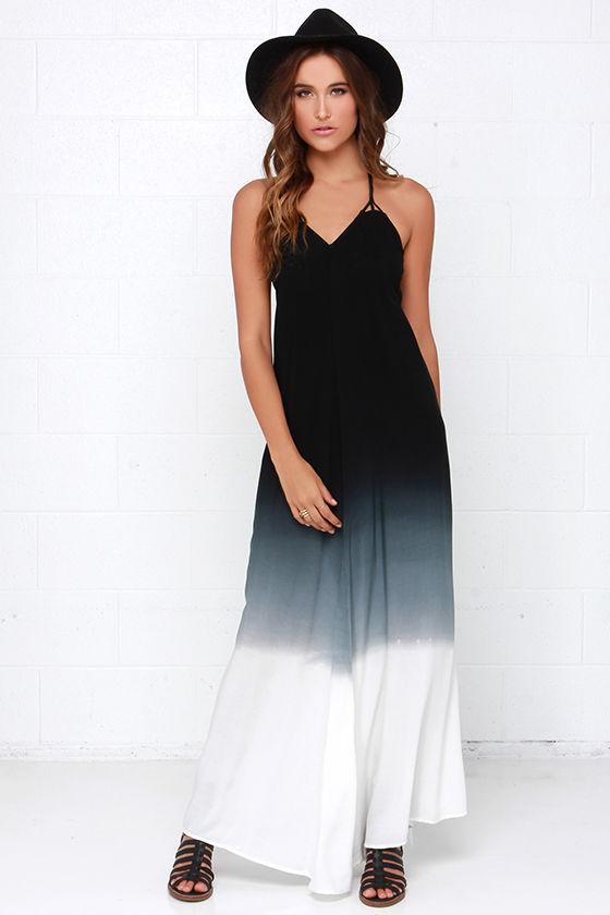 1365d2f47fc Boho Dress - Casual Dress - Maxi Dress - Ombre Dress -  66.00
