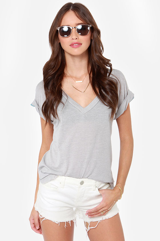 Blank NYC Little Queenie White Cutoff Shorts at Lulus.com!