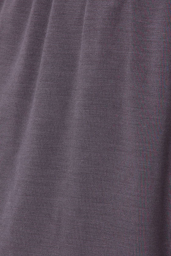Any Way You Want Me Dusty Purple Romper 7
