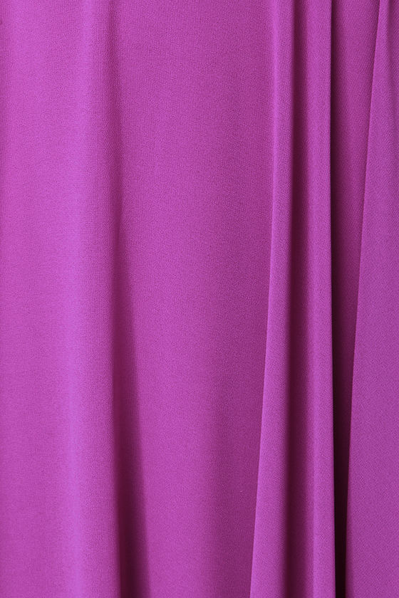 Mythical Kind of Love Magenta Maxi Dress 7