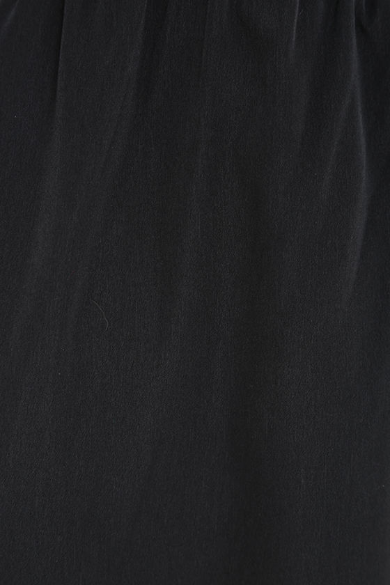 That's a Wrap Black Long Sleeve Dress at Lulus.com!