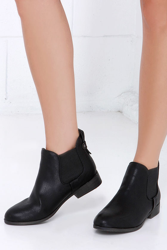 Booties - Chelsea Boots - Ankle Boots