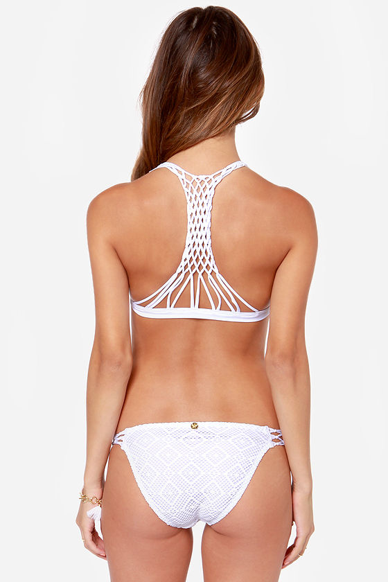 bikini lace Juicy white