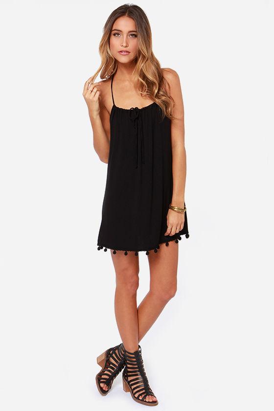 Lucy love black dress