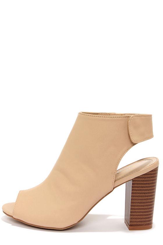 open toe fall shoes