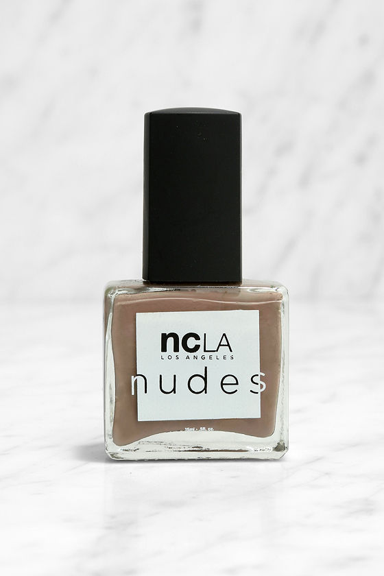 NCLA Match Made in Cali Neutral Nude Nail Lacquer Set 2