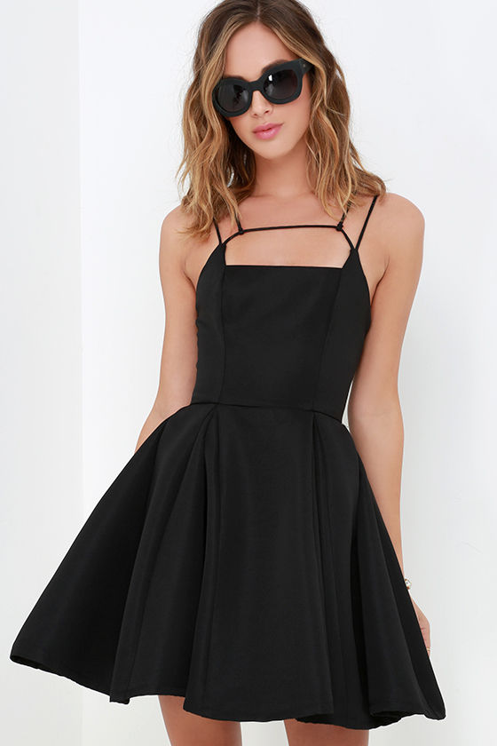 8dcbd8be911c Sexy Short Black Dress Trends