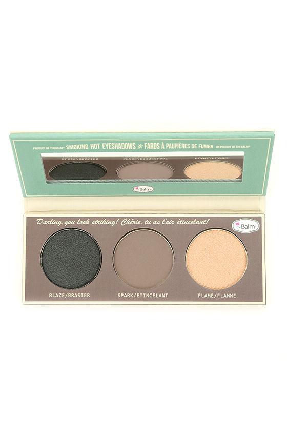61dd92a6b01 The Balm Smoke Balm Vol. 1 - Eye Shadow Palette - $12.00