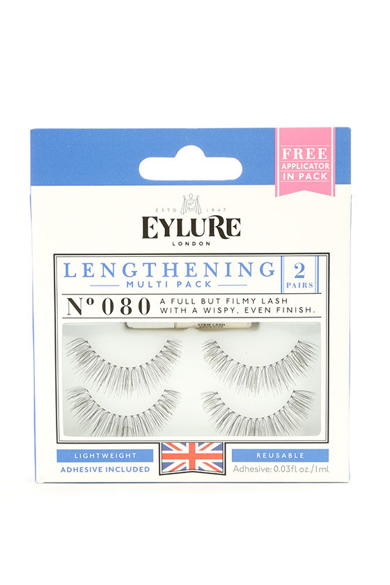 0f885788eb4 Eylure Lengthening 080 False Eyelashes - Fake Eyelashes - $8.00