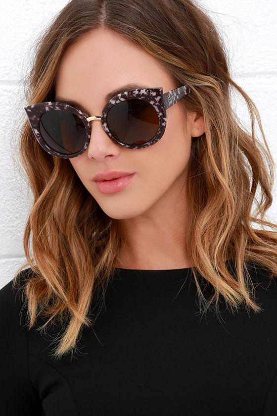 6d2b9a7f40fe0 Quay Dream of Me - Tortoise Sunglasses - Cateye Sunglasses -  50.00