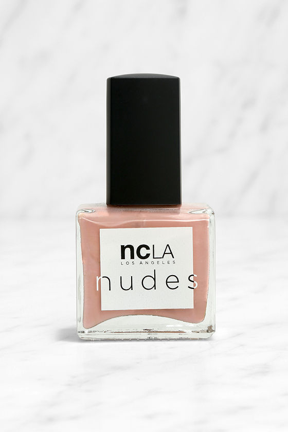 NCLA Match Made in Cali Neutral Nude Nail Lacquer Set 3