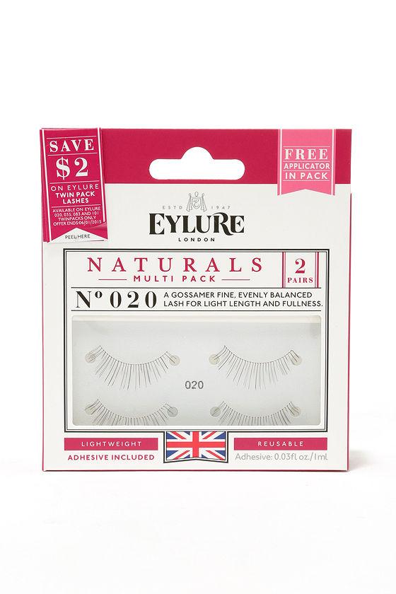 a9930a0218b Eylure Natural 020 False Eyelashes Multi Pack - Fake Eyelashes - $8.00