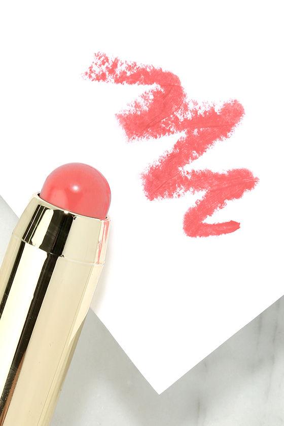 LAQA & Co. Cray Cray Coral Cheeky Lip Pencil 3