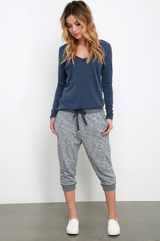 Excellent WOMEN Drape Jogger Pants  UNIQLO