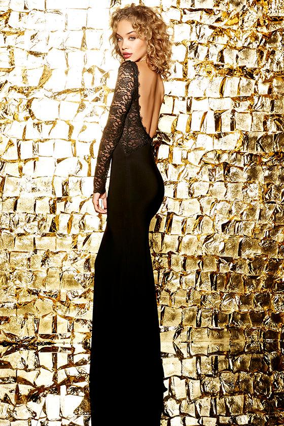 lulus lace maxi dress