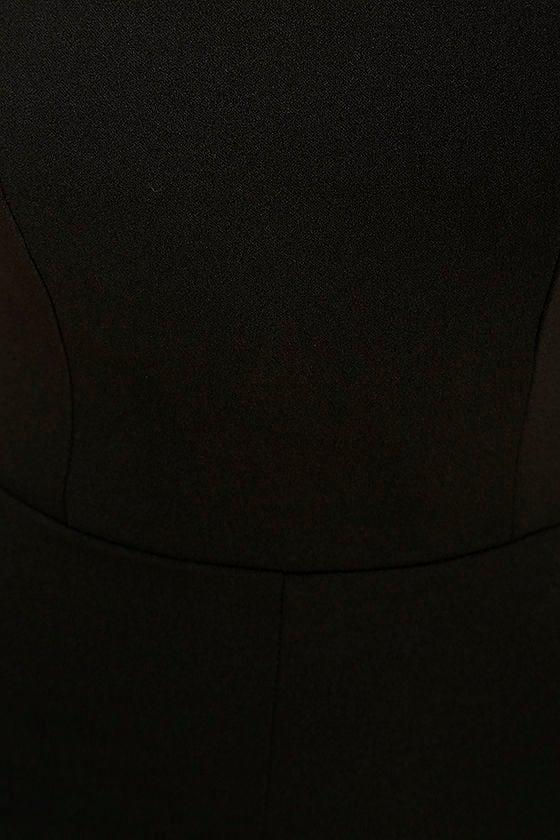 Enticing Endeavors Black Jumpsuit 6